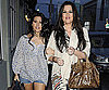 Slide Photo of Kourtney and Khloe Kardashian in Miami