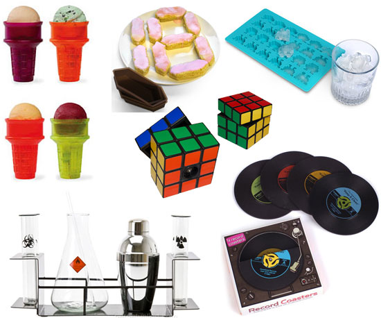 10 Geeky Gadgets to Help Spice Up Your Kitchen
