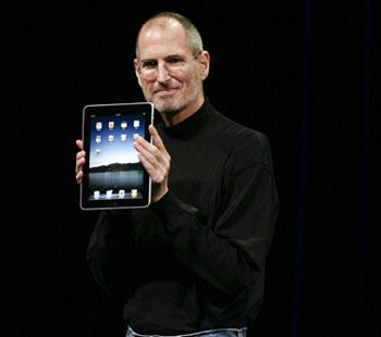 iPad Available April 3, Preorders Begin March 12