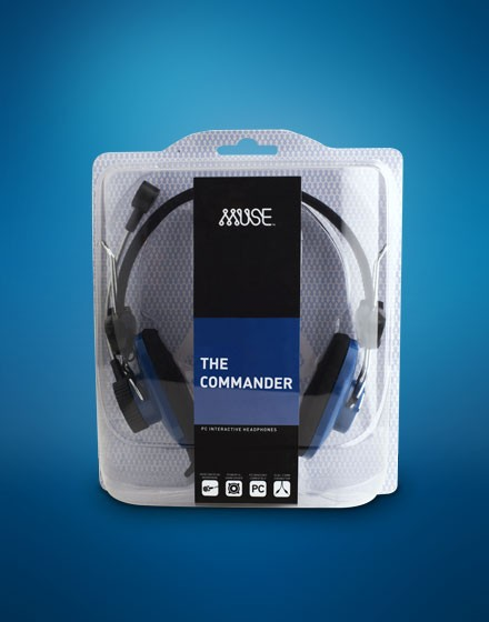 The Commander Gaming Headset