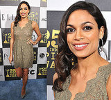 Rosario Dawson at 2010 Independent Spirit Awards 2010-03-05 19:57:22