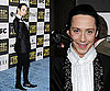 Johnny Weir at 2010 Independent Spirit Awards