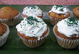St. Patty's Day Muffins for the Top of the Mornin'