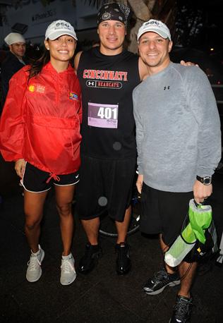 Vanessa Milano, Nick Lachey, Drew Lachey