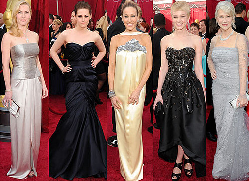 Extensive Gallery of Photos of Women from the 2010 Oscars Red Carpet including Sarah Jessica Parker, Gabourey Sidibe