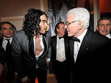 Russell Brand and Steve Martin
