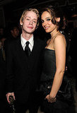 Macaulay Culkin and Natalie Portman