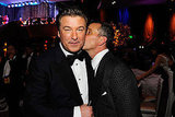 Alec Baldwin and Producer Adam Shankman