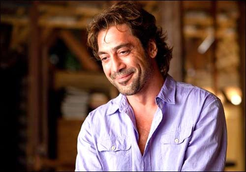 As Felipe, Javier Bardem makes for a pretty sexy love interest.
