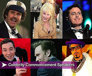 Sugar Shout Out: Celebrity Commencement Speeches