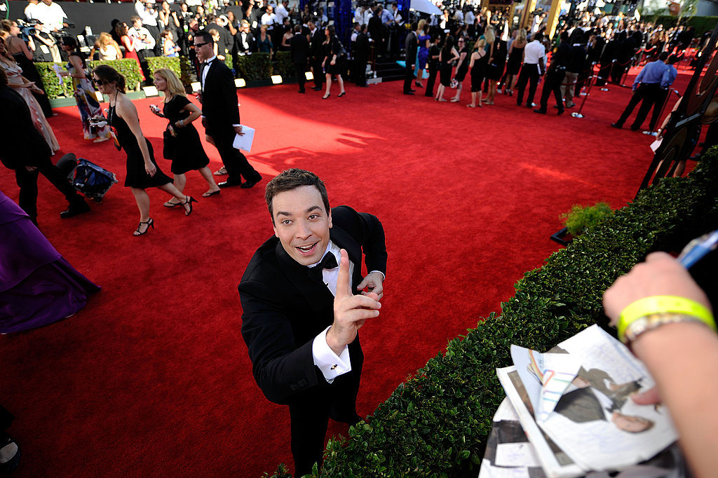 Jimmy Fallon, Rose College