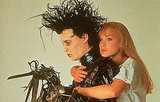 Edward and Kim, Edward Scissorhands
