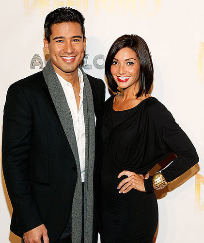 Mario Lopez Is Going to Be a Daddy!