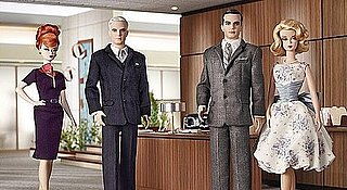 Barbie Releases Mad Men Collectors' Series
