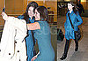 Photos of Anna Kendrick at an Airport After the Oscars