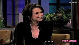 Kristen Stewart on The Tonight Show With Jay Leno, Part Two 2010-03-11 01:51:21