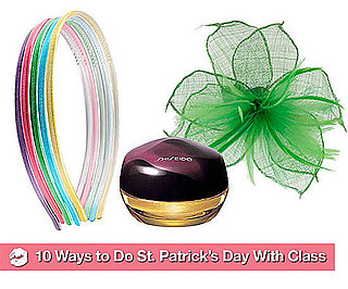 St. Patrick's Day Beauty Ideas
