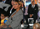 Photos of Beyonce and Jay