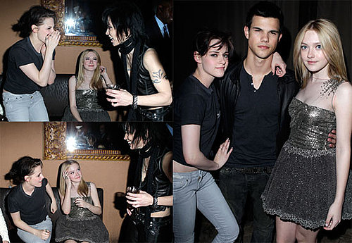 Photos of Dakota Fanning, Kristen Stewart, Taylor Lautner, and More at The Runaways Afterparty in LA 2010-03-14 16:00:45