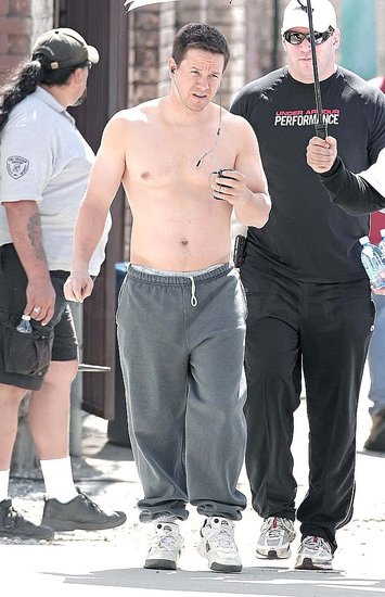 Photos of Shirtless Marky Mark
