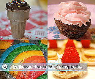 Homemade Spring Treat Recipes