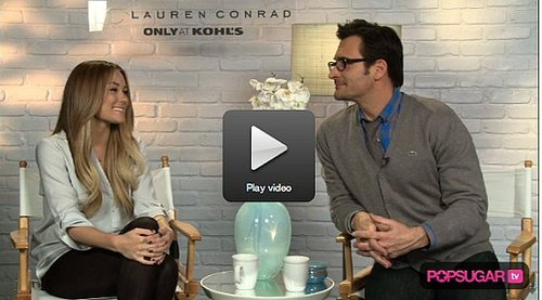 Lauren Conrad Exclusive Interview, Part 2: On Returning to TV and Her Perfect Hair