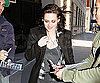 Slide Photo of Kristen Stewart in New York