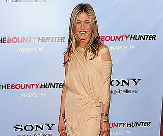 Slide Photo of Jennifer Aniston at The New York Bounty Hunter Premiere
