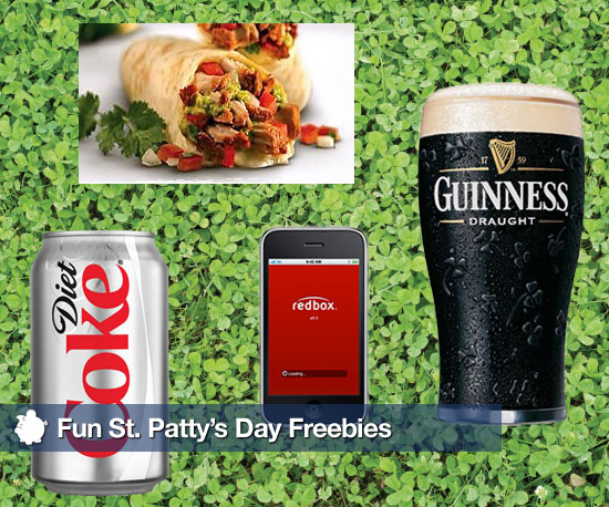Fun St. Patty's Day Freebies