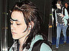 Photos of Kristen Stewart at JFK Airport