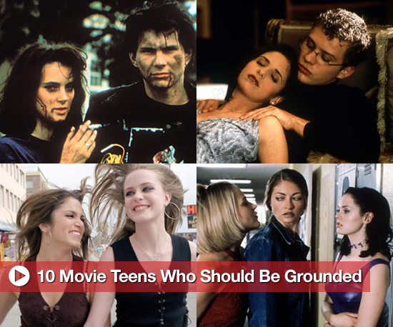 Girls Gone Wild: 10 Wild Teen Girls in Movies, Inspired by The Runaways With Kristen Stewart and Dakota Fanning