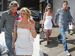 Photos of Britney Spears and Jason Trawick Together After Breakup Rumors