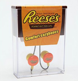 Candy Themed Earbuds For Your iPod From Urban Outfitters