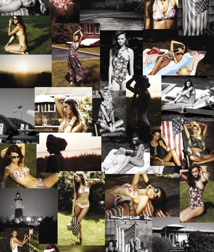 Look Book Love: Zimmermann, Summer '10