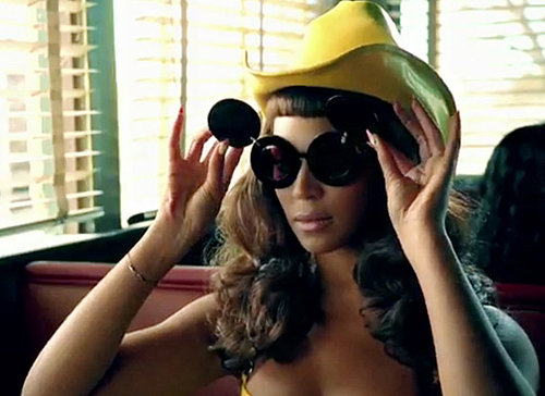 Mickey Mouse Sunglasses as Seen in Lady Gaga and Beyonce Video 2010-03-21 03:00:51