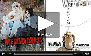 Video Movie Reviews for The Runaways and Greenberg