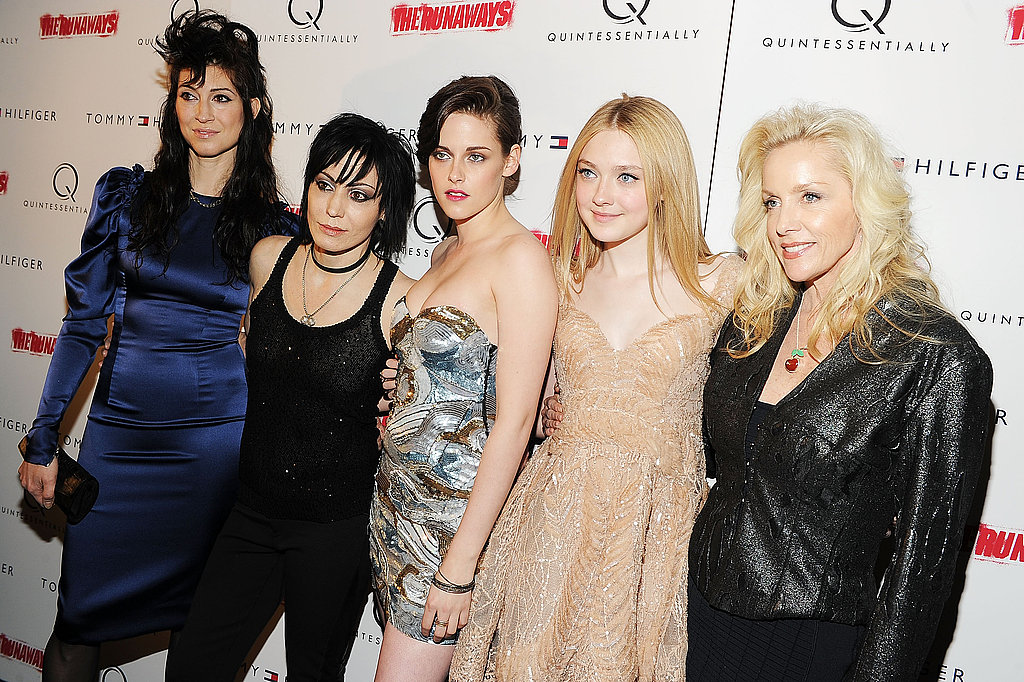 Photos From The Runaways Premiere
