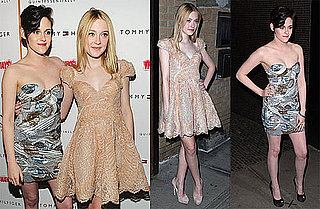 Photos of Kristen Stewart and Dakota Fanning at the NYC Premiere of The Runaways