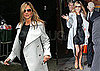Photos of Jennifer Aniston Leaving Good Morning America