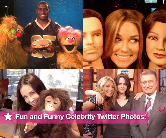 Fun and Funny Twitter Photos of Lauren Conrad, Kristen Stewart, Reggie Bush and Demi Moore 2010-03-18 11:30:00