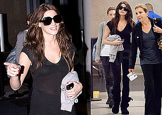 Photos of Ashley Greene Arriving at LAX After Showing Skateland at SXSW