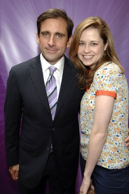 Michael and Pam, The Office