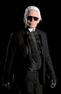 Karl Lagerfeld Says He Doesn't Sleep With People He Loves, Only High-End Escorts