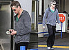 Photos of New Dad And Grey&#039;s Anatomy Star Eric Dane at an ATM in LA