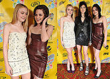 Photos of Kristen Stewart, Dakota Fanning, and Floria Sigismondi Promoting The Runaways at SXSW in Austin, TX