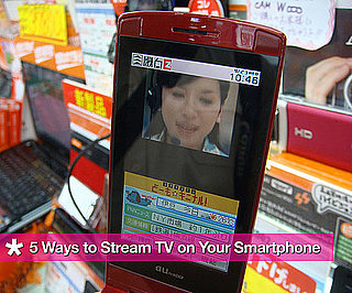 5 Ways to Watch TV on Your Cell Phone