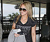 Slide Photo of Hilary Duff At LAX