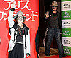 Photos of Johnny Depp And Tim Burton Promoting Alice in Wonderland in Japan 2010-03-22 16:00:24