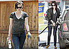Photos of Kristen Stewart Getting Gas in LA
