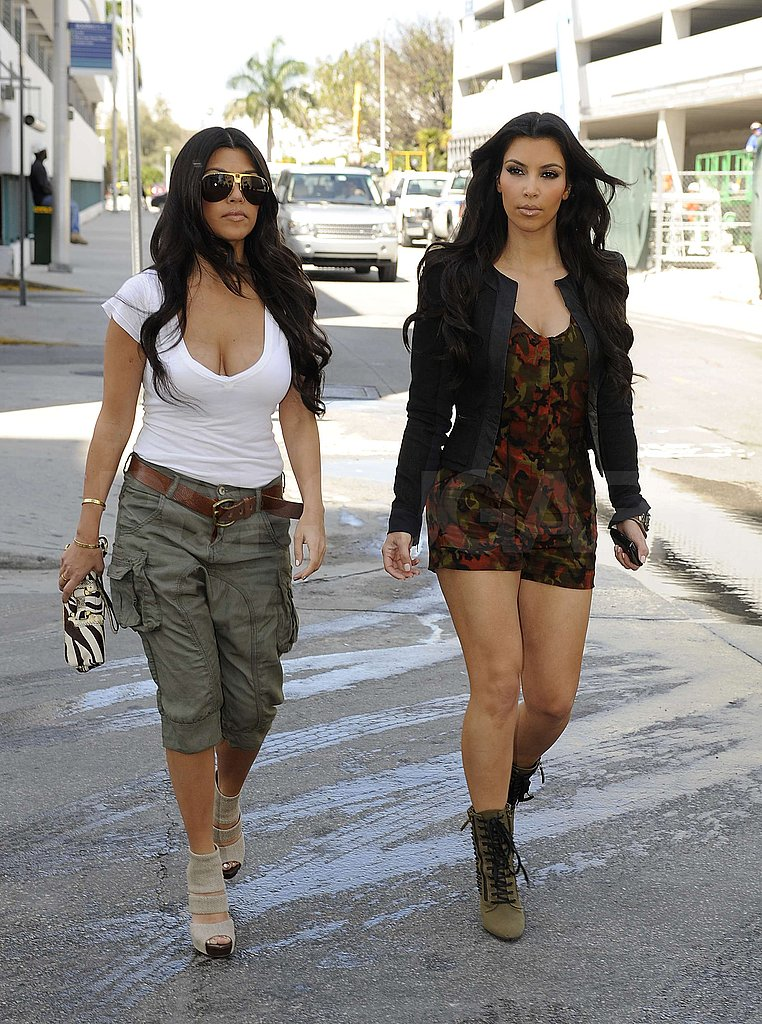 Photos of Kourt and Kim
